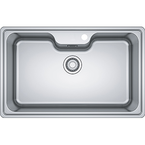 Bell | BCX 610-81 | Stainless Steel | Sinks
