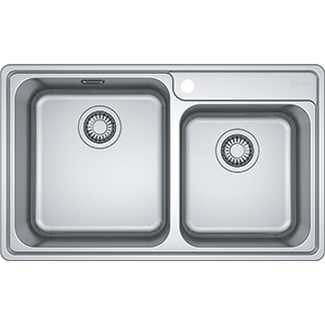 Bell | BCX 620-38/32 | Stainless Steel | Sinks