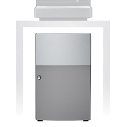 Under table refrigerator UT320 FoamMaster