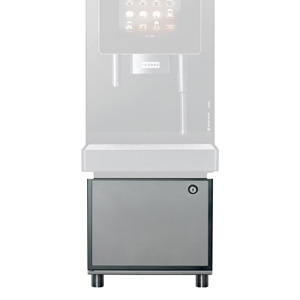 Under coffee machine fridge UC05 ec
