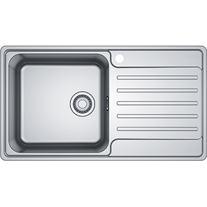 Bell | BCX 611-86 | Stainless Steel | Sinks