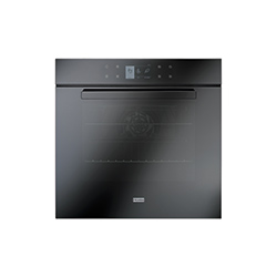 Crystal | CR 913 M BK DCT TFT | Glass Black | Ovens