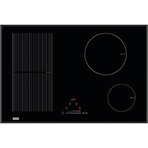 Crystal | FH 774 2I 1  FLEXI T PWL | Glass Black | Cooking Hobs