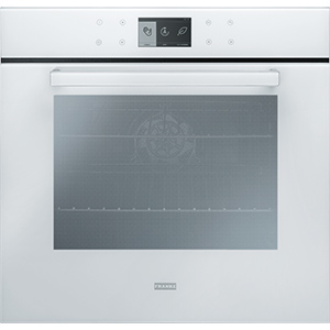 Crystal | CR 913 M WH DCT TFT | Glass White | Ovens