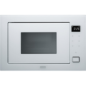 Microwave | FMW 250 CR2 G WH | Glass White | Ovens