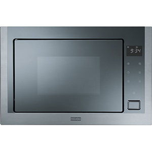 Microwave | FMW 250 CS2 G XS | Stainless Steel-Mirror Glass Black | Ovens