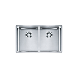 Bolero | BOX 220 36-36 | Stainless Steel | Sinks