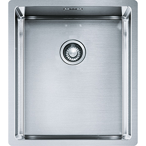 Bolero | BOX 210-36 | Stainless Steel | Sinks