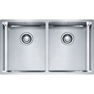 Franke Box | BXX 220 36-36 | Stainless Steel | Sinks