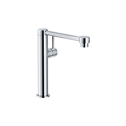 Pescara | Pescara  Swivel Spout | Chrome | Taps
