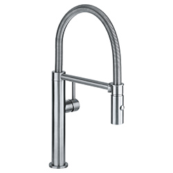 Pescara | Semi-Pro | Stainless Steel | Taps