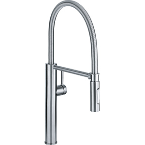 Pescara | Semi-Pro XL | Stainless Steel | Taps