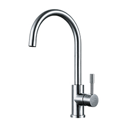 Eos | Swivel Spout | Stainless Steel | Taps