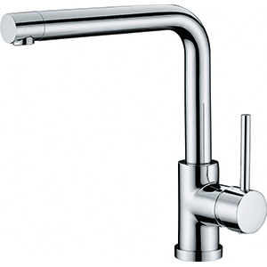 Essenza Plus | Swivel Spout | Chrome | Taps