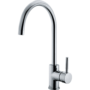 Lula | Swivel Spout | Chrome | Taps