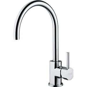Lula Cut | Swivel Spout | Chrome | Taps