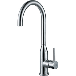 Nebikon | Swivel Spout | Stainless Steel | Taps