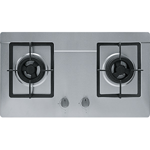 Bi Gas Hob | FS210M | Stainless Steel | Cooking Hobs