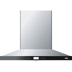 Chimney Hood | CXW-220-T23 | Stainless Steel-Glass | Hoods