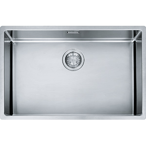Franke Box | BXX 110-65/ BXX 210-65 | Stainless Steel | Sinks