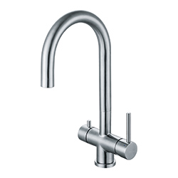 Eos | FFT3350 | Stainless Steel | Faucets