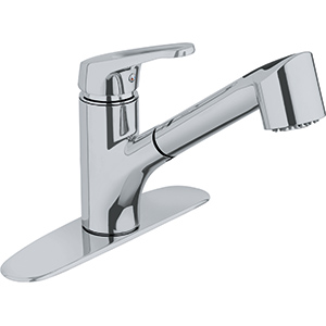 Nobel | FFPS4580 | Satin Nickel | Faucets