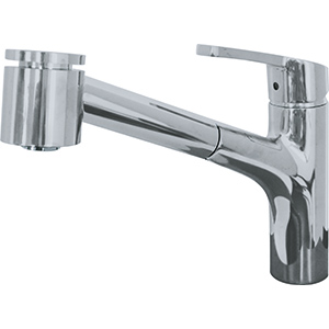 Sion | FFPS20280 | Satin Nickel | Faucets