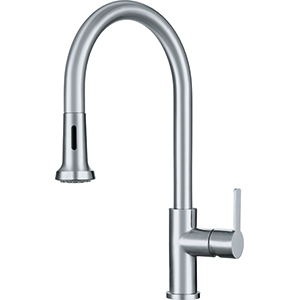 Bernadine | FF20650 | Stainless Steel | Faucets