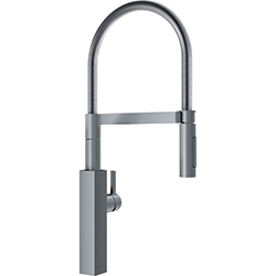 Crystal | Pull Down Spray | Satin Nickel | Faucets