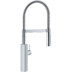 Crystal | FFPD4600 | Polished Chrome | Faucets