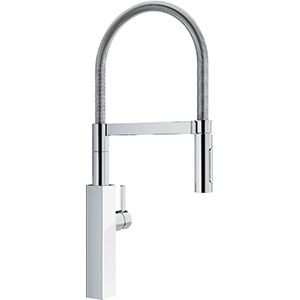 Crystal | FFPD4611 | Polished Chrome | Faucets
