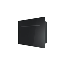 Smart Flat | FSFL 605 BK | Glass black | Hoods