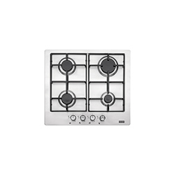 New Linear | FHNL 604 4G XS E | Stainless Steel | Cooking Hobs