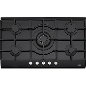 Smart Linear | FHNG 905 4G TC BK C | Glass Black | Hobs