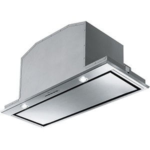 Box Plus LED | FBI 737 XS LED | Stal szlachetna | Okapy