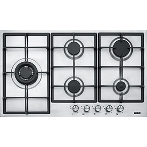 New Linear | FHNL 905 4G TC XS C | Stainless Steel | Hobs
