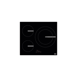 Smart | FHSM 603 3I DZ BK | Glass Black | Cooking Hobs
