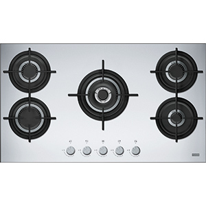 New Crystal | FHCR 905 4G TC HE XA C | Stainless Steel | Cooking Hobs