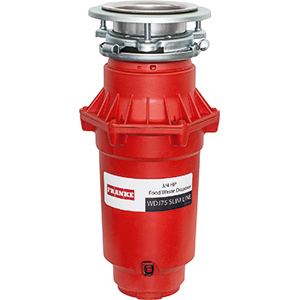 Waste disposers | WDJ75
