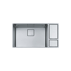 Chef Center | CUX110-24 | Stainless Steel | Sinks