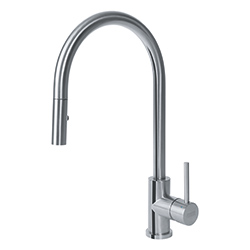 Eos | FF3350 | Stainless Steel | Faucets