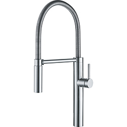 Pescara | FFPD4350 | Stainless Steel | Faucets
