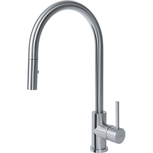 Cube | FF3350 | Stainless Steel | Faucets