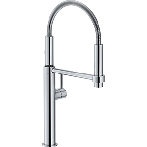 Pescara | FF4400 | Polished Chrome | Faucets