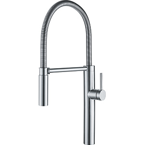 Pescara | FFPD4450 | Stainless Steel | Faucets