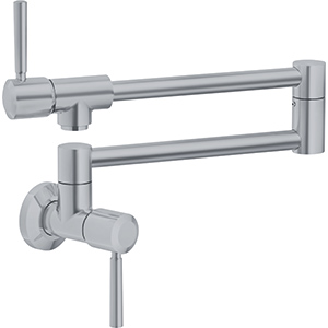 Absinthe | PF5280 | Satin Nickel | Faucets