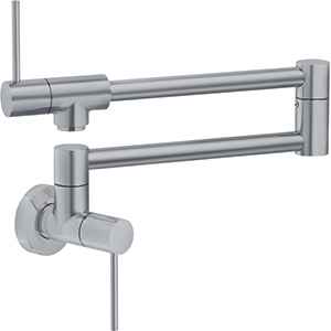 Pescara | PF4480 | Satin Nickel | Faucets
