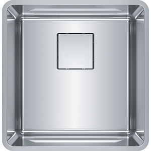Pescara | PTX110-17 | Stainless Steel | Sinks