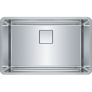 Pescara | PTX110-28 | Stainless Steel | Sinks