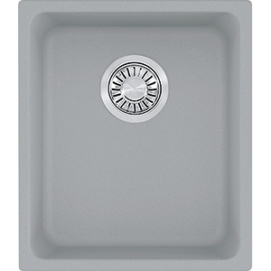 Kubus | KBG11013SHG | Granite Stone Grey | Sinks